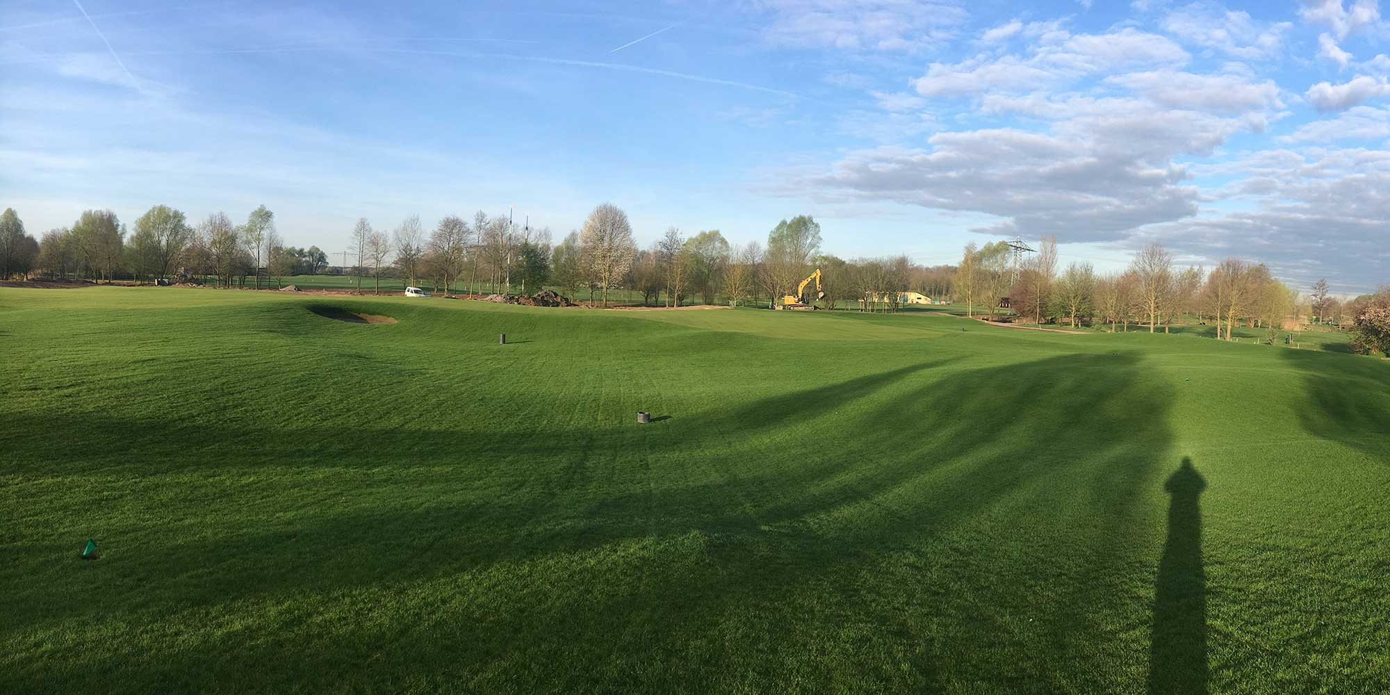 Tees, Approaches and Fairway Turf Photo